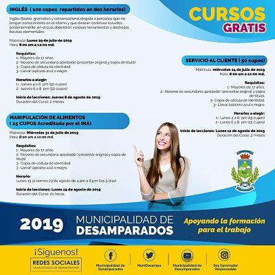 Empleos y vacantes Costa Rica Municipalidad de Desamparados