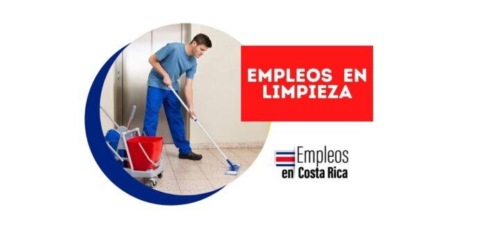 Encargado Limpieza Empleos Costa Rica